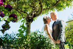 Wedding At Pine Lodge Farms On Vancouver Island In The Summer