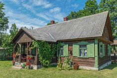 Tiny Cabins, European House, Good House, Historical Architecture, Cottage Homes, Exterior Design, Life Is Good, Farmhouse, House Design