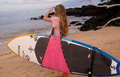 Hele Board Wrap Stand Up Paddle Board & Longboard Surfboard Carrier / Towel
