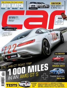 Car September 2015 edition - Read the digital edition by Magzter on your iPad, iPhone, Android, Tablet Devices, Windows 8, PC, Mac and the Web.