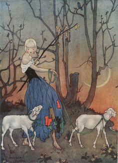love this as cinderella inspiration (Marjorie Miller 1930s)