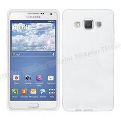 Samsung Galaxy A3 Silikon Kılıf Beyaz -  - Price : TL13.90. Buy now at http://www.teleplus.com.tr/index.php/samsung-galaxy-a3-silikon-kilif-beyaz.html
