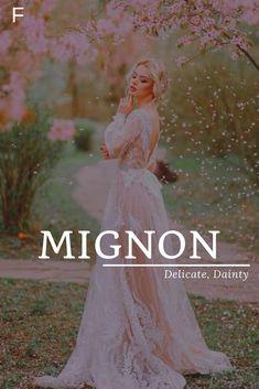 Female Character Names, Female Names, Cute Baby Names, Pretty Names, Unusual Words, Rare Words, Name Inspiration, Character Inspiration, Futuristic Names
