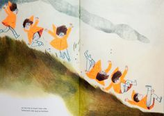 celebrate-picture-books-picture-book-review-on-a-magical-do-nothing-day-tumbling