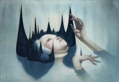 Juxtapoz Magazine - Reader Art: Eric Fortune   Reader Art