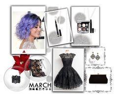 """""""March"""" by zlata-82 ❤ liked on Polyvore featuring Komar, Yves Saint Laurent, Chanel and Monsoon"""
