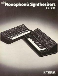 1979 Yamaha CS-5/15 Ad