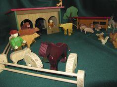 Bauernhof - Eine echte Viecherei mit ein paar Ställen ...