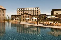 PortAventura® Hotel Gold River - Includes Theme Park Tickets Salou Located 1 hours' drive from Barcelona, this Wild West-themed hotel offers free unlimited access to PortAventura Theme Park. It features 3 river-style swimming pools, as well as evening and daytime entertainment.