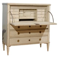 It's not only adorable, it's Swedish! 1850 Swedish Desk - from Ainsworth Noah 1st Dibs