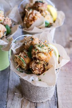 Mac and Cheese Stuffed Fried Zucchini