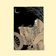 Glyn Smyth, also known under his brand-name Stag & Serpent, is a self-taught illustrator, designer and printmaker from Belfast, Ireland.