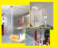 PVC PASSO A PASSO: Cabine de Pintura para Atelie, Oficina, Garagem.