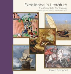 Excellence in Literature teaches classic literature in its historic, artistic, and literary context, with college-style writing prompts and week by week lesson plans.