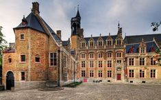 The Gruuthuse Museum in Bruges, Belgium Luxembourg, Church Of Our Lady, Le Palais, Medieval Town, Beautiful Architecture, 15th Century, Pilgrimage, World Heritage Sites, The Good Place