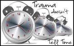 Trauma Doesnt Tell Time. How early childhood memories are stored and why children adopted out of abuse and into safe families still experience trauma. Reactive Attachment Disorder, Trauma Therapy, Therapy Tools, Foster Care Adoption, Complex Ptsd, Dissociation, Kids Behavior, Separation Anxiety, Adoption Services