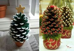 Too early for this still but these would make adorable centerpieces!