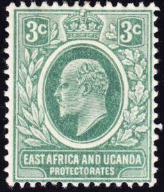 East Africa and Uganda 3c 1903