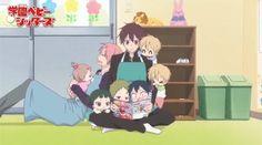 Gakuen Babysitters, ep 1