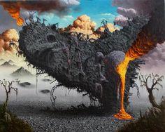 Fulvio Di Piazza – Surreal Oil Paintings | via Mar Cantón (OcéanoMar)