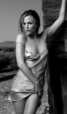 Jennifer Garner - Afleck is an idiot.