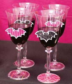Copas y vasos para fiesta Halloween