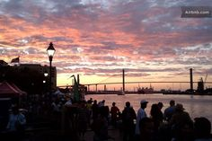 """""""ON THE RIVER"""" DOWNTOWN SAVANNAH in Savannah from $200 per night"""