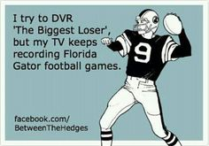 Go Noles! (That's for the hubby)