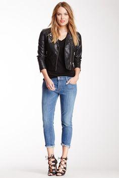 Skinny Not Skinny Jean by MOTHER Denim on @HauteLook