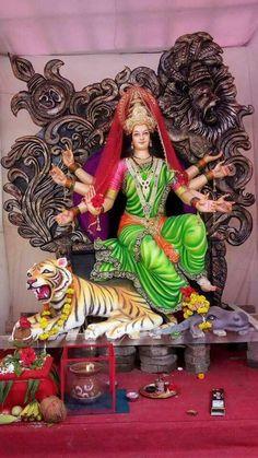 Durga Ji, Durga Goddess, 4k Wallpaper For Mobile, Army Wallpaper, Maa Durga Photo, Kali Hindu, Ambe Maa, Mata Rani, Durga Images