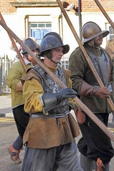 Pikeman Sealed Knot