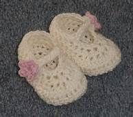 Free Crochet Baby Bootie Patterns - Bing Images