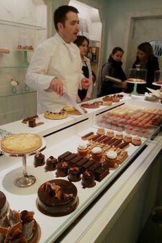 Gâteaux Thoumieux, la pâtisserie de Jean-François Piège | Restos à Paris à moins de 15 euros par deux parisiennes avisées.