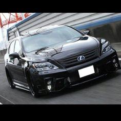 Murdered out Lexus 300