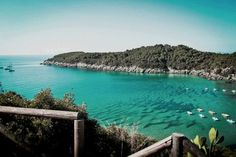 Fetovaia - Elba Island