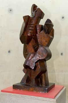 'Sailor with Guitar' - Jacques Lipchitz Exhibition at the Museum Beelden aan Zee.