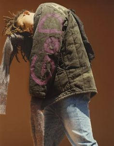 SPOTTED: JADEN SMITH IN GUCCI FOR NYLON MAGAZINE COVER Jaden Smith, Will Smith, Justin Bieber, After Earth, New York Photos, Mens Trends, H&m Jeans, Distressed Denim, Mens Fashion