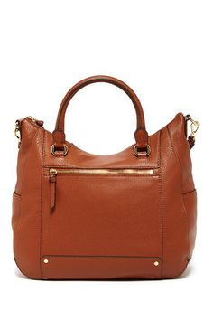 Love this bag! Vince Camuto Mikey Satchel - Sale $139 Contemporary Shop: Vince Camuto & More on HauteLook