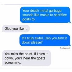 Hilarious Text Messages That Are Just Way Beyond Funny - 13