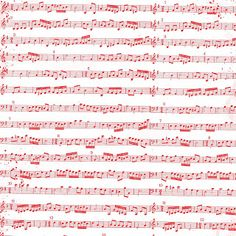 **FREE ViNTaGE DiGiTaL STaMPS**: Free Digital Scrapbook Paper - Red and White Sheet Music