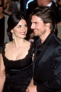 Penelope Cruz & Tom Cruise