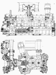 307 best engines internal bustion engine images in 2019 1973 Mustang Grande 917 engine cut gif 17545 1503 2000