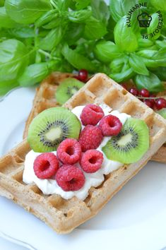Baked Goods, Waffles, Food And Drink, Healthy Recipes, Baking, Breakfast, Cake, Sweet, Ethnic Recipes