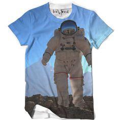 Astronaut Men's Tee