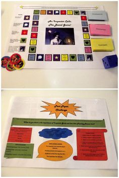 My Year 11s really enjoyed playing An Inspector Calls: The Board Game for their…