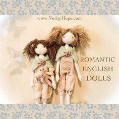 doll sewing pattern by verity hope on etsy http://verityhope.blogspot.co.uk