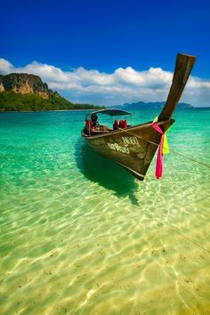 Meditative boating