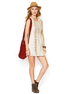 Cotton Mirror Dress by Free People