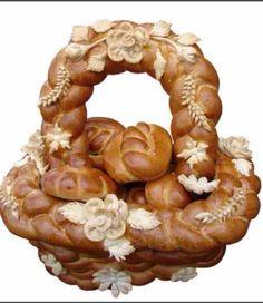 Beautiful Bread Basket!