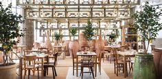 Dossier : 3 restaurants pour s'évader à Paris cet été - MUUUZ - Architecture + Design + Tendances + Inspiration